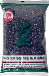Czarna fasolka azjatycka