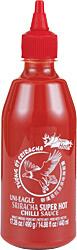 Sos chili Sriracha bardzo ostry