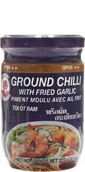 Pasta chili z czosnkiem