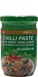 Pasta chili z bazylią 200 g