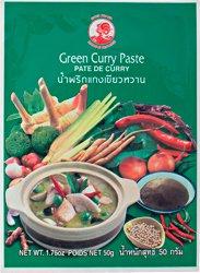 Pasta curry - zielona
