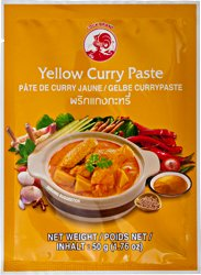 Pasta curry - żółta