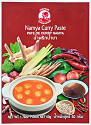 Pasta curry Namya 50g Cock