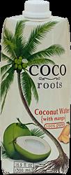 Woda kokosowa z mango