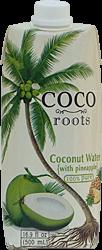 Woda kokosowa z ananasem
